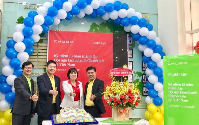 """""""Ngày đặc biệt"""" của đội ngũ kinh doanh Chubb Life Việt Nam - Ảnh 2."""