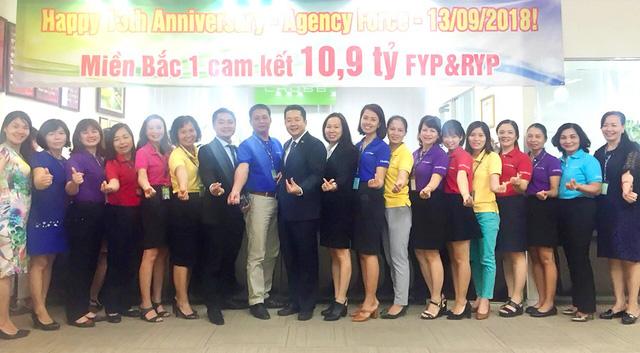 """""""Ngày đặc biệt"""" của đội ngũ kinh doanh Chubb Life Việt Nam - Ảnh 4."""