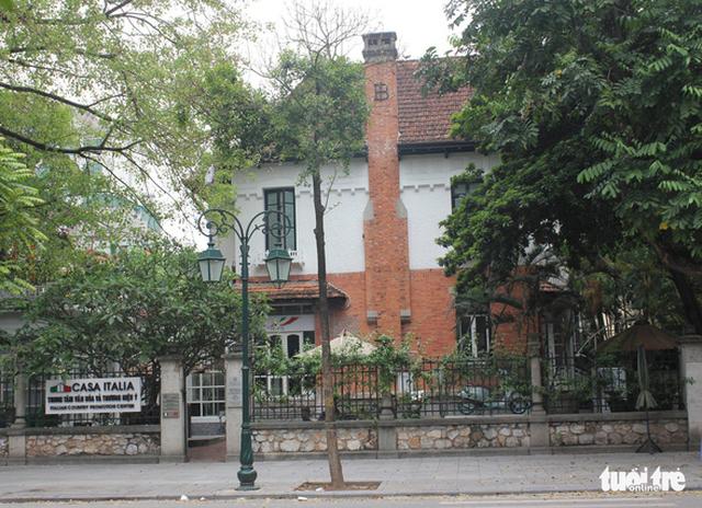 32 biệt thự cũ ở Hà Nội đã biến thành trụ sở cơ quan - Ảnh 1.