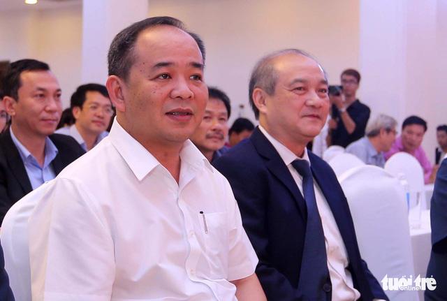 Thủ tướng đồng ý giới thiệu ông Lê Khánh Hải tranh cử chủ tịch VFF - Ảnh 1.