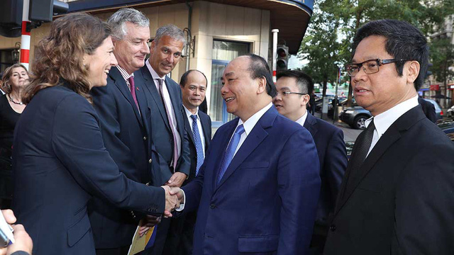 Kim ngạch hai chiều Việt Nam - EU: 10 năm tăng 10 lần - Ảnh 1.