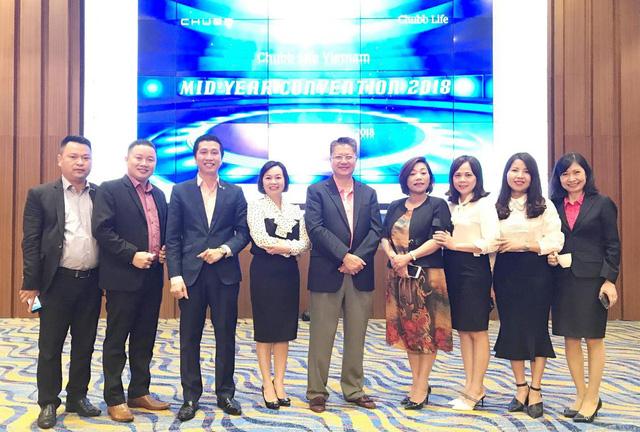 Chubb Life Việt Nam tổ chức Hội nghị Kinh doanh giữa năm 2018 - Ảnh 1.