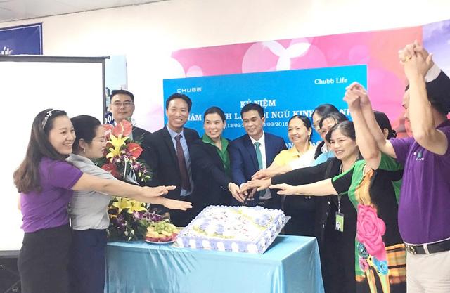 """""""Ngày đặc biệt"""" của đội ngũ kinh doanh Chubb Life Việt Nam - Ảnh 6."""