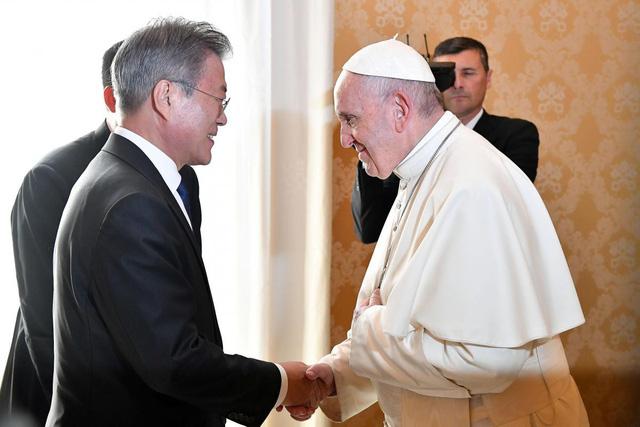 Giáo hoàng Francis cân nhắc chuyến thăm Triều Tiên - Ảnh 1.