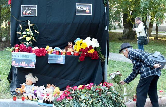 Nghi phạm xả súng ở Crimea thích chế tạo chất nổ - Ảnh 1.