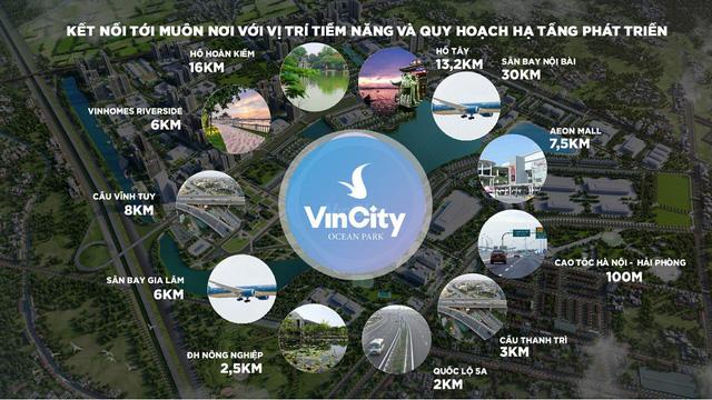 Vì sao Vingroup chọn Gia Lâm để phát triển dòng sản phẩm VinCity? - Ảnh 2.