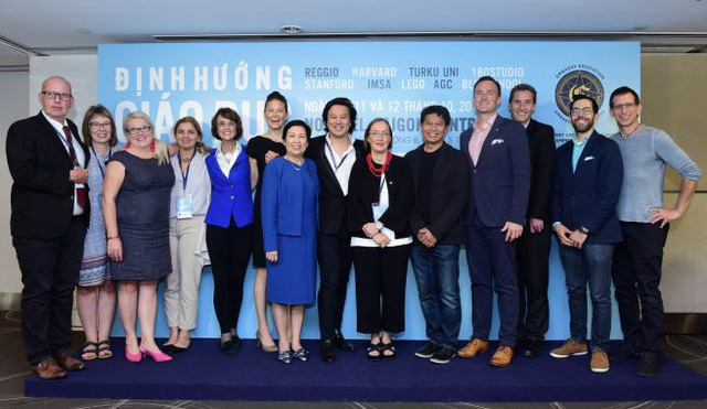 EMBASSY EDUCATION tham gia hệ thống giáo dục quốc tế Việt Nam - Ảnh 4.