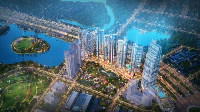 Kín chỗ 80% tòa HR1, Eco Green Saigon bắt đầu nhận giữ chỗ tòa HR2 - Ảnh 1.