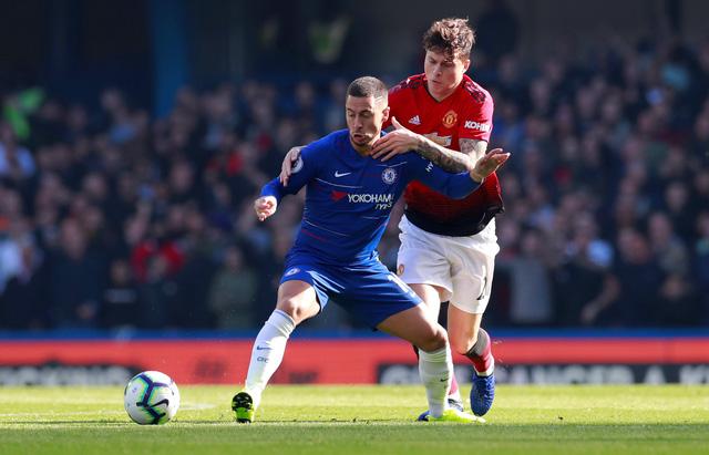 Chelsea - M.U 2-2: quỷ đỏ mất điểm ở phút 90+6 - Ảnh 1.