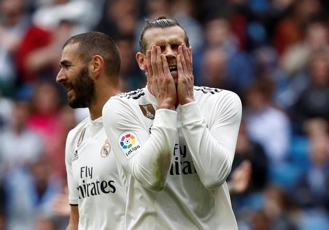 Ngã ngựa trước Levante, Real Madrid lập kỷ lục buồn - Ảnh 1.
