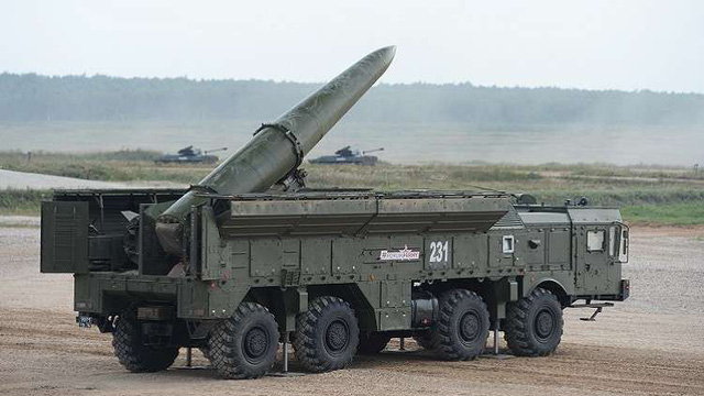 Mỹ đòi chấm dứt thỏa thuận với Nga về chuyện tên lửa - Ảnh 3.