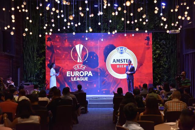 HEINEKEN Việt Nam ra mắt dòng bia Amstel - Ảnh 1.
