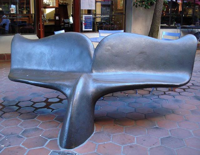 Những chiếc ghế độc lạ, nhìn là muốn ngồi - Ảnh 6.
