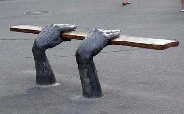 Những chiếc ghế độc lạ, nhìn là muốn ngồi - Ảnh 7.