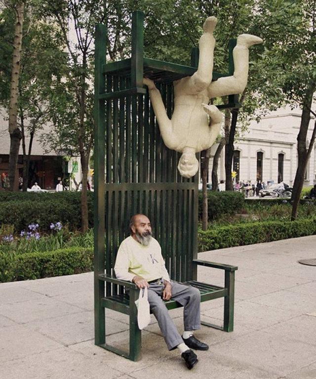 Những chiếc ghế độc lạ, nhìn là muốn ngồi - Ảnh 11.