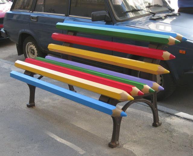 Những chiếc ghế độc lạ, nhìn là muốn ngồi - Ảnh 8.