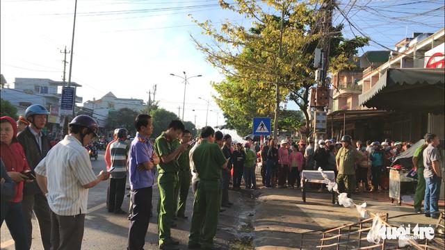 Cháy shop hoa ở Buôn Ma Thuột, 2 người chết - Ảnh 2.
