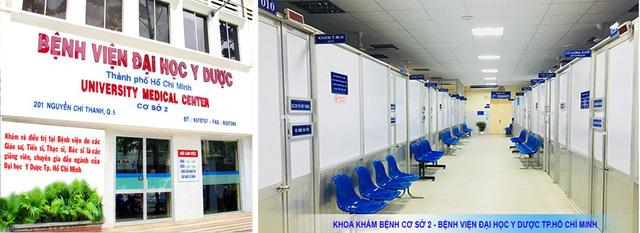 Bệnh viện Đại học Y Dược TP.HCM - Cơ sở 2 triển khai phòng Cấp cứu và điều trị trong ngày - Ảnh 1.