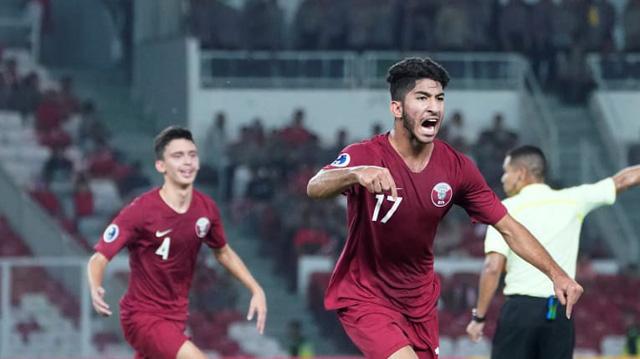 U19 Indonesia thua Qatar 5-6 sau khi bị dẫn 1-6 - Ảnh 2.