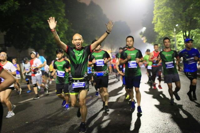 Marathon - chia sẻ tinh thần sống tích cực - Ảnh 1.