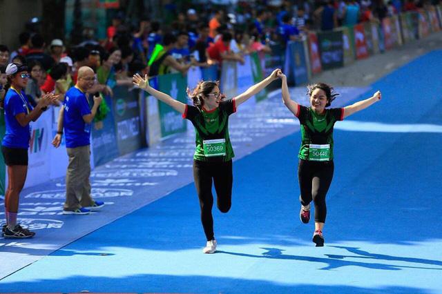 Marathon - chia sẻ tinh thần sống tích cực - Ảnh 2.