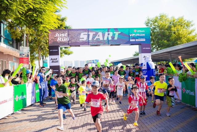 Marathon - chia sẻ tinh thần sống tích cực - Ảnh 3.