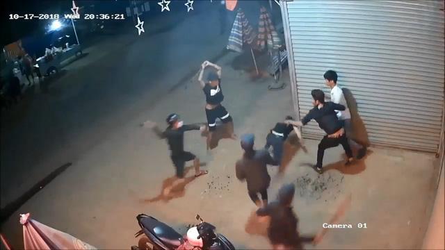 Truy xét hai nhóm thanh niên hỗn chiến ở Lâm Đồng - Ảnh 2.