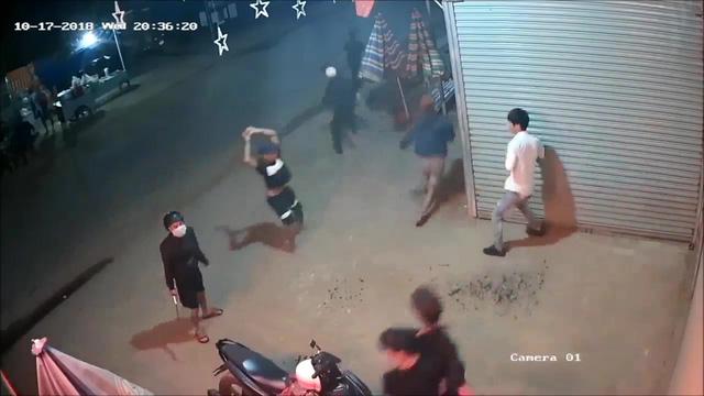 Truy xét hai nhóm thanh niên hỗn chiến ở Lâm Đồng - Ảnh 1.
