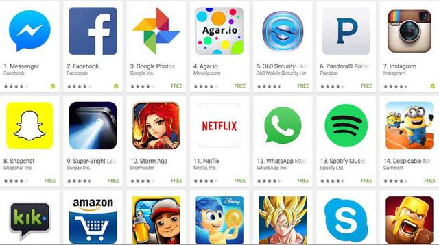 10 thông tin thú vị về Google Play Store có thể bạn chưa biết - Ảnh 3.