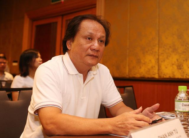 Ông Phan Anh Tú có được ứng cử phó chủ tịch VFF khóa 8? - Ảnh 1.