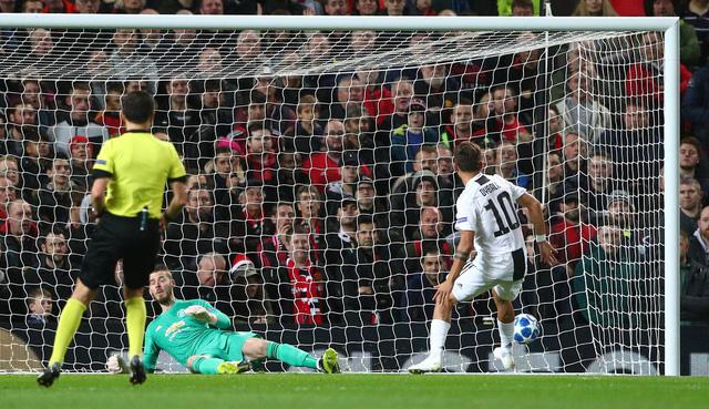 Juventus đá bại Manchester United tại Old Trafford - Ảnh 2.