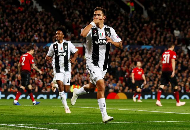 Juventus đá bại Manchester United tại Old Trafford - Ảnh 3.