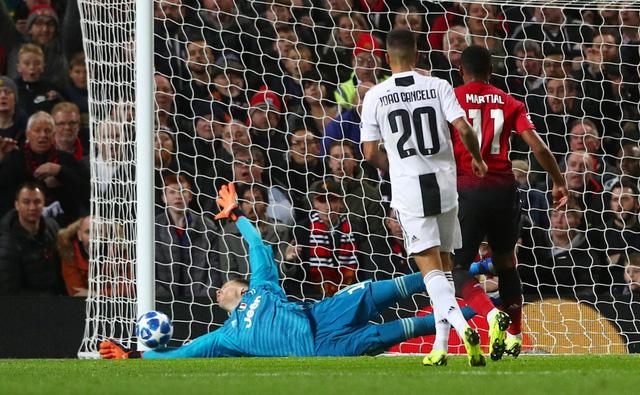 Juventus đá bại Manchester United tại Old Trafford - Ảnh 5.