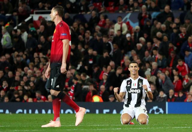 Juventus đá bại Manchester United tại Old Trafford - Ảnh 6.