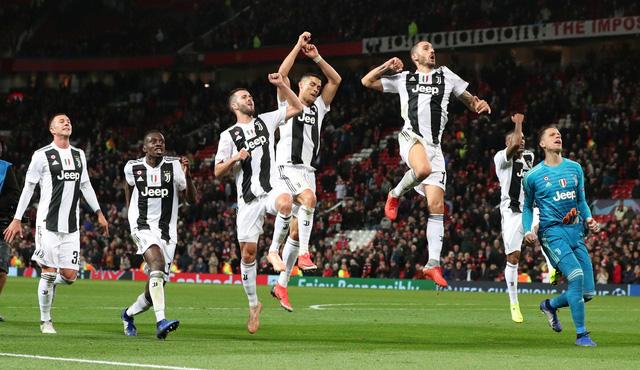 Juventus đá bại Manchester United tại Old Trafford - Ảnh 1.