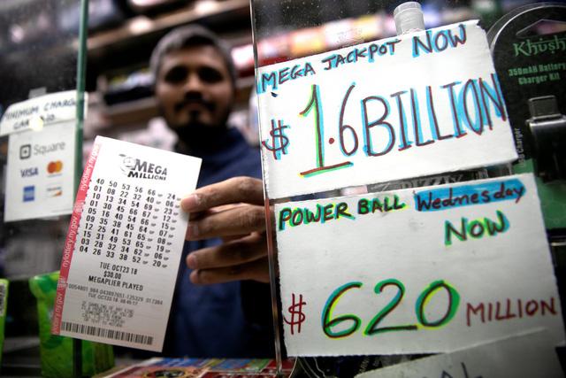 Giải độc đắc 1,6 tỉ đô ở Mỹ đã có chủ - Ảnh 1.