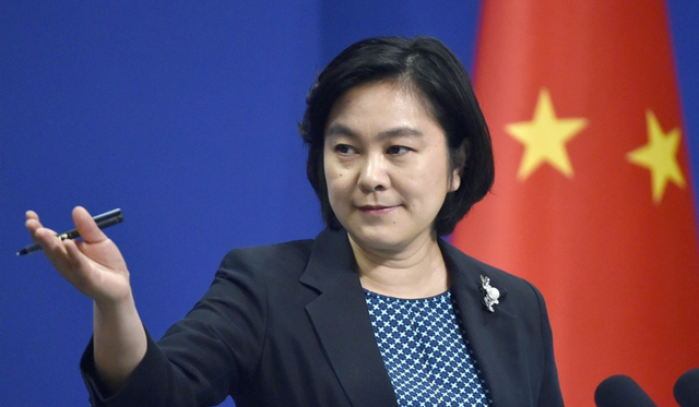 Trung Quốc khuyên ông Trump xài điện thoại Huawei để chống nghe lén - Ảnh 1.
