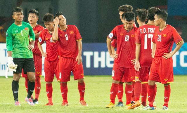Việt Nam trắng tay rời Giải U19 châu Á 2018 - Ảnh 2.