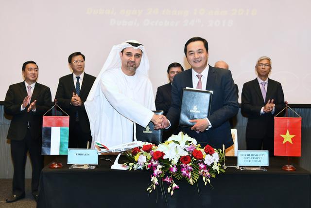 TP.HCM hợp tác với Dubai phát triển du lịch - Ảnh 1.