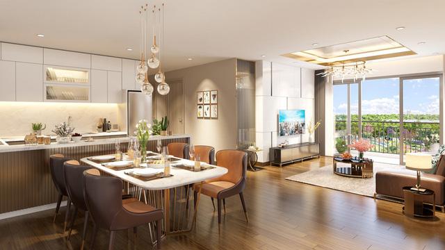 Mua căn hộ đầy đủ nội thất hay căn hộ giao thô? - Ảnh 1.