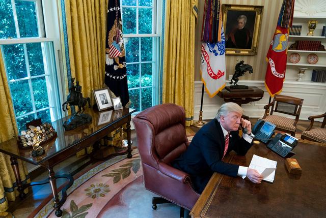 Trung Quốc nghe lén điện thoại ông Trump tìm đối sách thương mại - Ảnh 1.