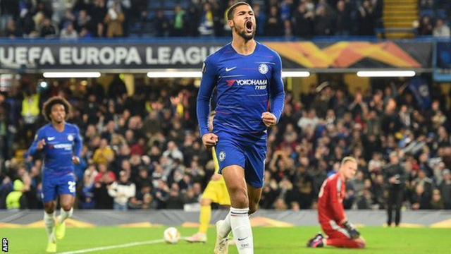 Loftus-Cheek lập hat-trick giúp Chelsea thẳng tiến - Ảnh 1.