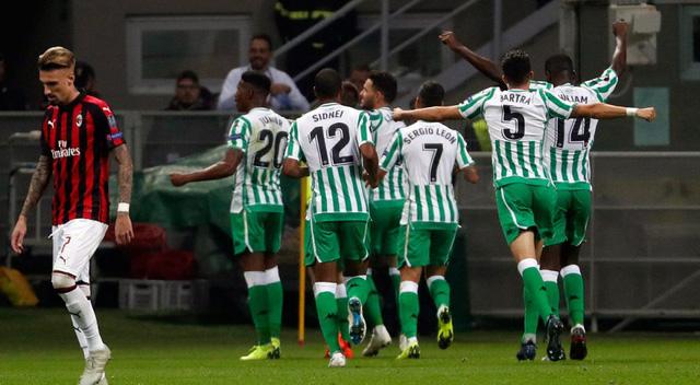 Các đại diện Tây Ban Nha đại thắng ở Europa League - Ảnh 1.
