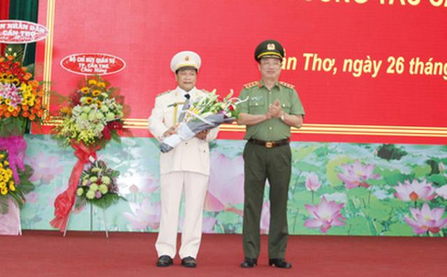 Công an TP Cần Thơ có giám đốc mới - Ảnh 1.