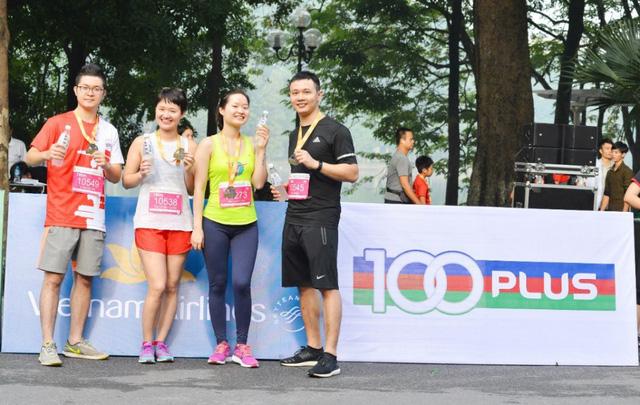 Nhìn lại giải Marathon Quốc tế Di sản Hà Nội 2018 - Ảnh 4.