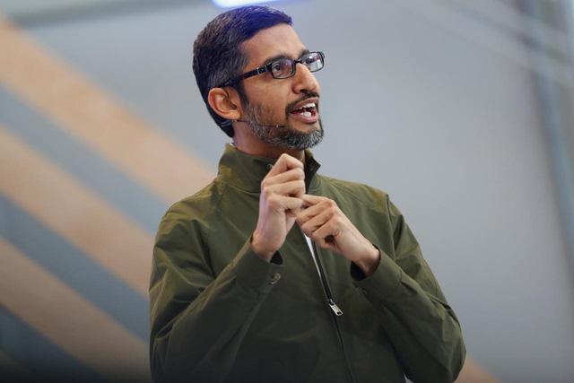 CEO Google nghĩ mọi người đều biết điện thoại đang theo dõi họ - Ảnh 1.