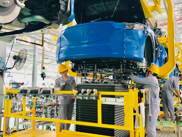 Xác nhận xe Mazda sản xuất tại Việt Nam tương đương sản xuất ở Nhật - Ảnh 2.