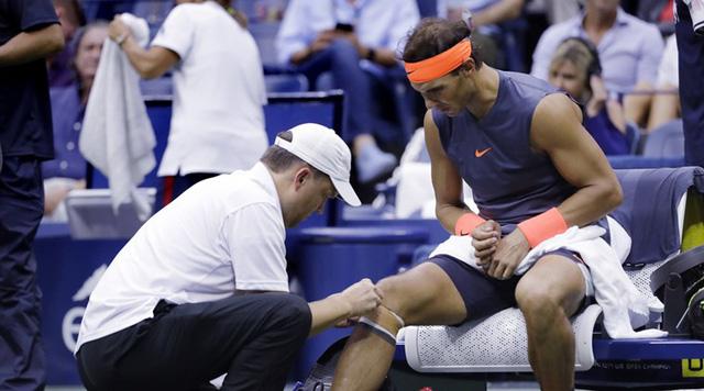 Rafael Nadal thi đấu tại Paris Masters sau 2 tháng dưỡng thương - Ảnh 1.