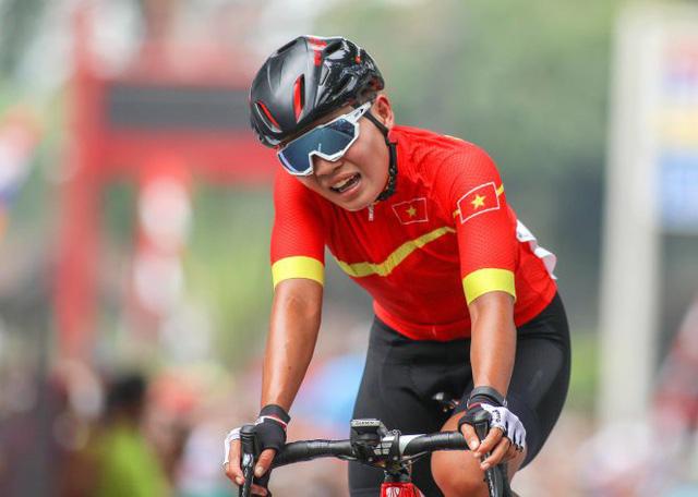 Cuarơ Việt đầu tiên đua cho nước ngoài: Nguyễn Thị Thật - Ảnh 1.