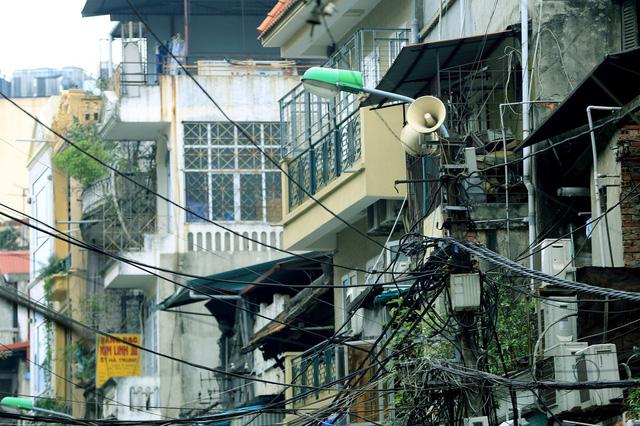 Hơn 70% người dân Hà Nội ủng hộ bỏ loa phường - Ảnh 1.